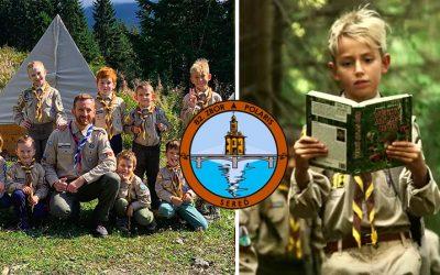 Na natáčaní nového videoklipu Mira Jaroša sa podieľali aj skauti zo Serede