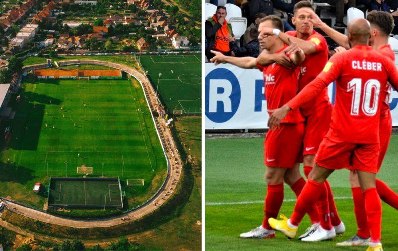 ŠKF Sereď sa konečne predstaví na domácom štadióne. Už zajtra odohrá pohárový zápas proti Petržalke