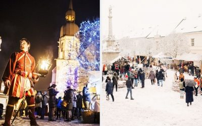 V neďalekej Trnave čoskoro začínajú adventné podujatia. Čo všetko by si Seredčania nemali nechať ujsť?