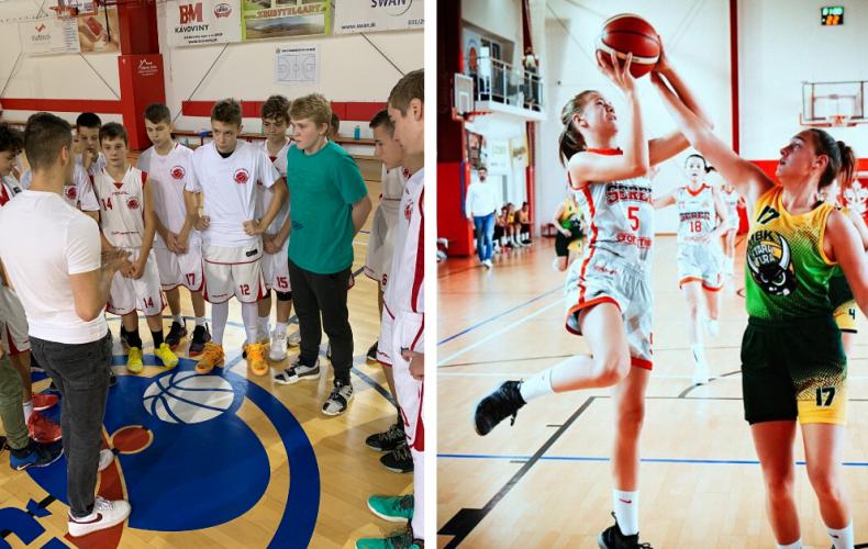 Tri víťazstvá za jeden víkend. Basketbalovému klubu Lokomotíva Sereď sa opäť darilo