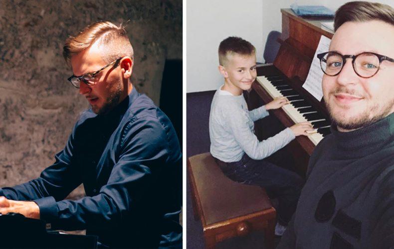 Zo Serede na svetové pódiá. Norbert Daniš prináša hudbu, ktorá ľudí zušľachťuje (Rozhovor)