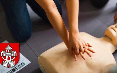 RC Mama klub opäť organizuje kurz prvej pomoci pre deti. Rodičia, zúčastnite sa ho?