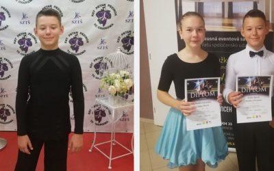 Má len 12 rokov a žne úspechy v tanečných súťažiach. Marek Kulas zviditeľňuje Sereď na parkete