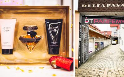 DT Parfémy v Seredi sú zárukou toho, že na Vianoce darujete ten správny parfum. Z ich ponuky si určite vyberiete