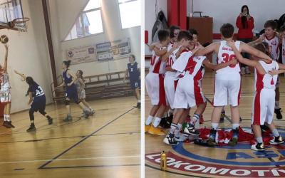 Šesť zápasov a šesť výhier je nový úspech nášho basketbalového klubu Lokomotíva Sereď