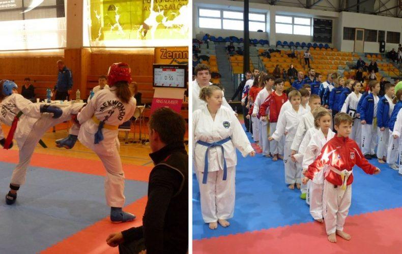 Mladí seredskí taekwondisti si odniesli z majstrovstiev Slovenska 25 medailí. Stali sa druhým najúspešnejším klubom súťaže