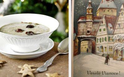 Starí Seredčania majonézový šalát nepoznali. Čo tvorilo ich vianočnú večeru? A aké pohľadnice si posielali?