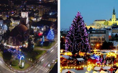 Kam za vianočnými trhmi? Čo ponúkajú Vianoce v Galante, Hlohovci či v Nitre?