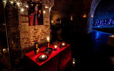 Zažite čarovnú vianočnú atmosféru Seredského kaštieľa počas jedinečného kultúrneho podujatia