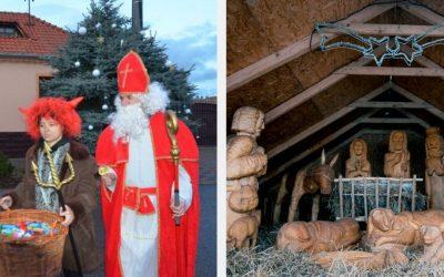 Zažite vianočnú atmosféru už túto nedeľu v Šintave. Môžete sa povoziť na koči aj prispieť na dobrú vec