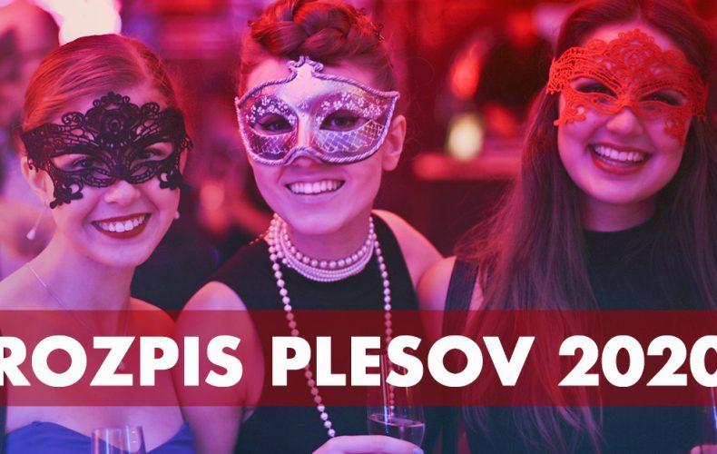 Už zajtra vypukne plesová sezóna 2020. Prinášame vám výber všetkých plesov Seredi a v okolí