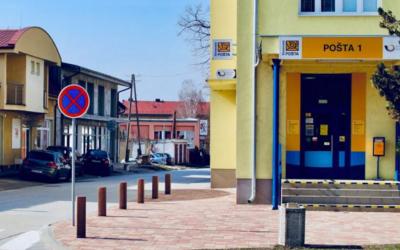 Slovenskú poštu čaká odstávka na 4 dni. Týka sa to aj pobočiek v Seredi, v ktorých nebudú dostupné žiadne poštové služby