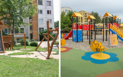 Detské ihriská čakajú dôslednejšie bezpečnostné opatrenia. Aj v Seredi budú častejšie kontroly bezpečnosti a každé ihrisko dostane vlastný názov