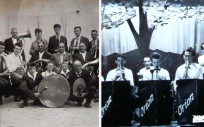 Vedeli ste, že v Dolnej Strede okrem dychového orchestra existoval aj tanečný džezový orchester ORION? Prečítajte si o jeho úspešnom fungovaní