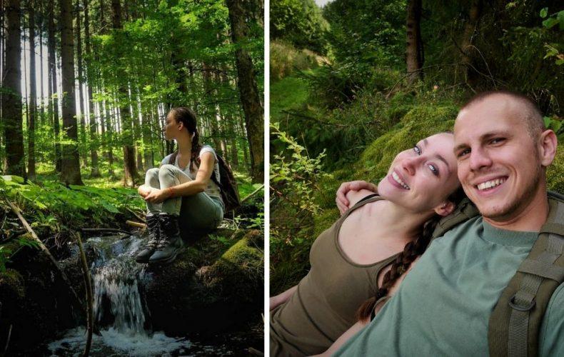 Pozrite si nádherné video dvoch Seredčanov. Aj takto vyzerajú krásne slovenské lesy očami Adely a Borisa