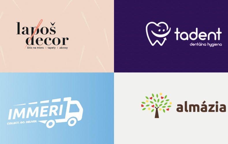 Týmto seredským firmám sme vytvorili nové firemné logá. Ako sa vytvárali a čo predchádzalo ich vzniku?