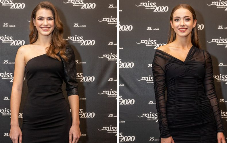 Aktuálne! Vo finále Miss Slovensko 2020 je Seredčanka aj Šintavčanka. Majú naše krásne dievčatá šancu na výhru?
