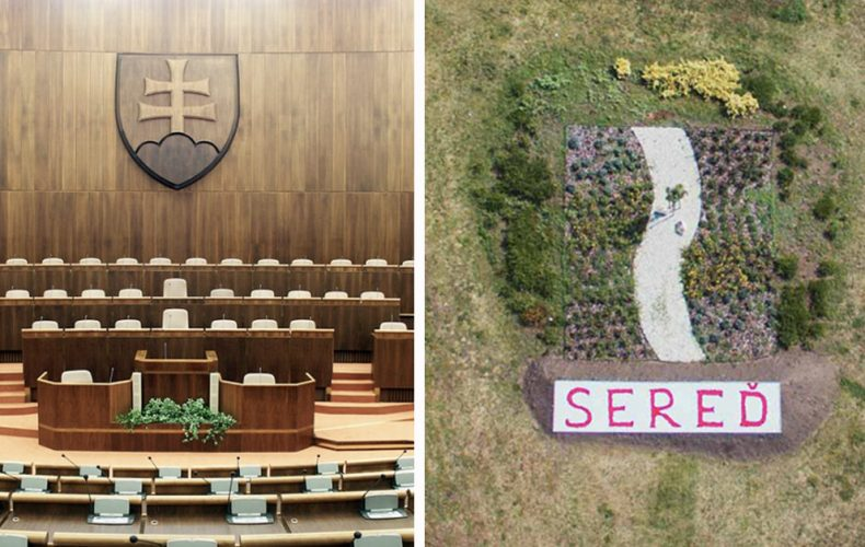 Týchto šesť Seredčanov zabojuje v najbližších parlamentných voľbách o miesto poslanca NRSR