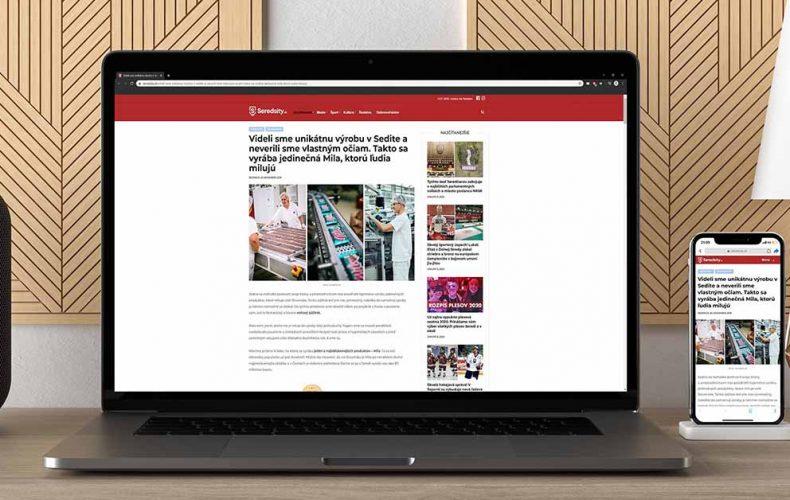 Case study: Ako sme dosiahli miliónový reach a čítanosť v tisícoch. Bolo využitie online priestoru pre Seditu tá správna cesta?