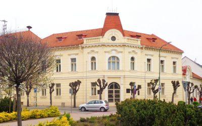 V Seredi potrebujeme referenta na oddelenie územného plánovania a stavebného poriadku