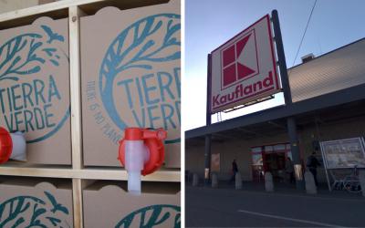 Kaufland spúšťa predaj čapovanej drogérie. Dočkáme sa jej aj v Seredi?