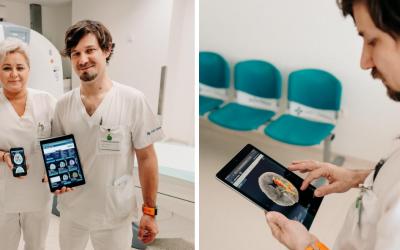 V galantskej nemocnici pomáha doktorom umelá inteligencia. CT skeny vyhodnotí do minúty