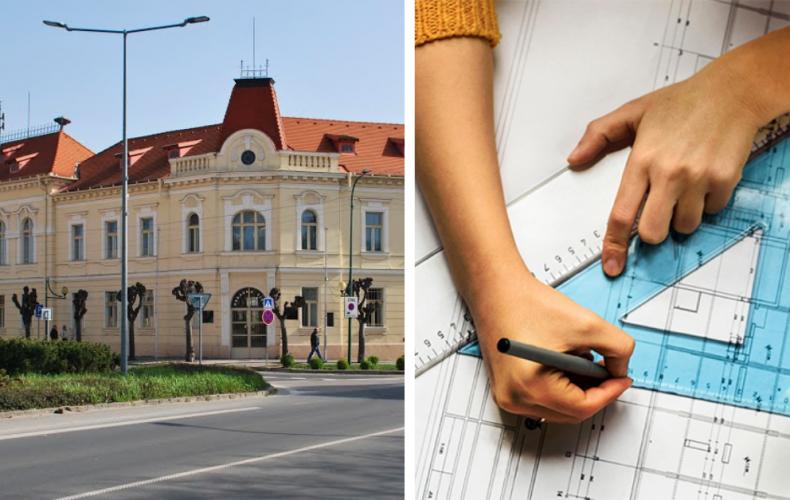 Mesto Sereď hľadá šikovného architekta. Nájde sa medzi nami?