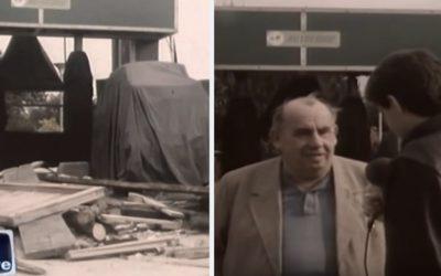 Pozrite si kuriózne video z roku 1988 o umývacej autolinke v Seredi, ktorá v skutočnosti nikdy nefungovala