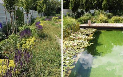 Seredčan Lukáš Bíro mení všedné záhrady na krásne miesta plné života a rozmanitosti. Tieto zmeny musíte vidieť