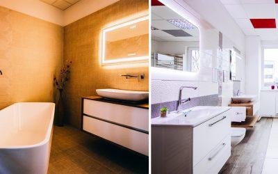 Kúpeľňové štúdio inCeram v Seredi vám pomôže s návrhom modernej kúpeľne podľa vašich predstáv. Tieto vyzerajú naozaj fantasticky