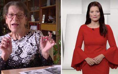 Inšpiratívny príbeh rodiny Škapových zo Serede sa dostal do relácie RTVS Slovensko v obrazoch
