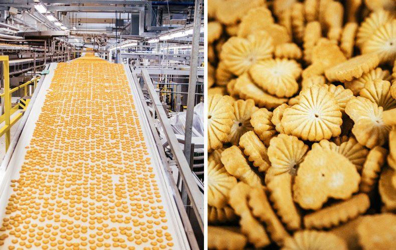 Sedita odhaľuje ďalšiu časť svojej fascinujúcej výroby. Tentokrát sme videli milióny chutných Rodinných srdiečok