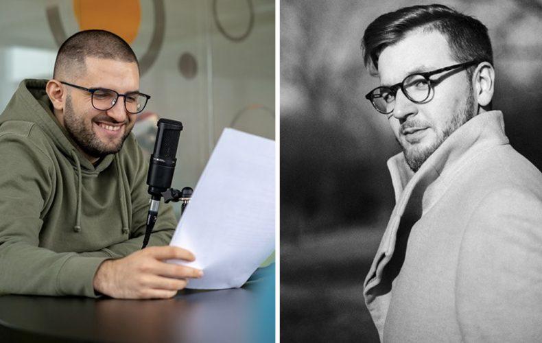 Vypočujte si rozhovor medzi Seredčanmi Norom Danišom a Tonym Dúbravcom. Moderný podcast vás bude baviť