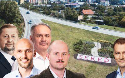ANKETA: Ktorá strana vyhrá parlamentné voľby 2020 v Seredi? Zapojte sa do veľkého hlasovania aj vy