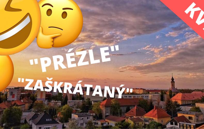 """KVÍZ: Seredčania, poznáte slová ako """"čúleky"""", """"šaragla"""", alebo """"cingrlátka""""? Otestujte si vedomosti zo seredského nárečia"""