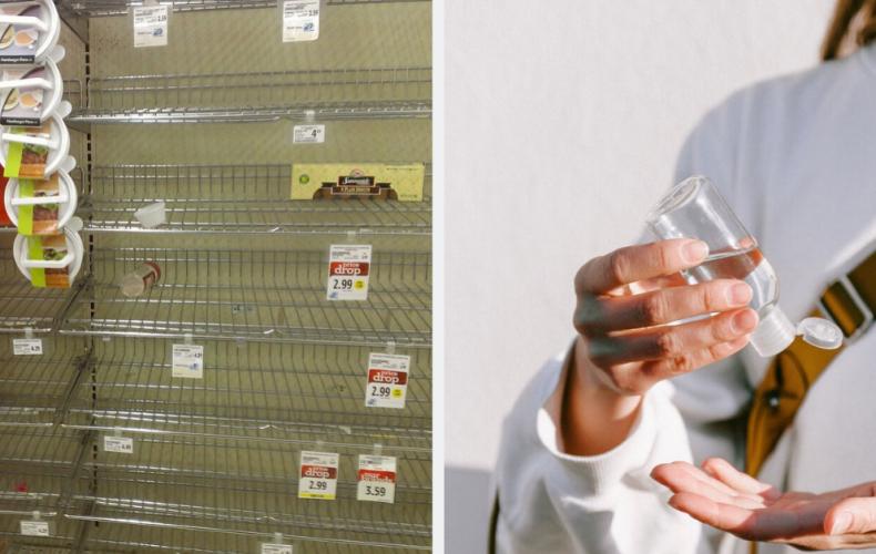 Nakupujú dezinfekčné gély vo veľkom aj Seredčania? V Dánsku za dve dezinfekcie zaplatíte 134 eur