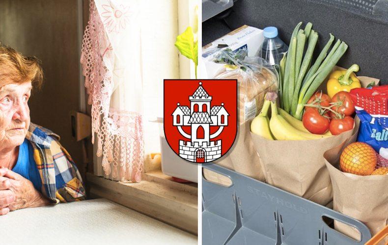 Mesto Sereď bude donášať nákup potravín, drogérie a liekov ľuďom, ktorí sú odkázaní na pomoc druhých alebo sú v karanténe
