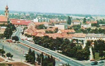 Tieto staré fotky našej Serede si zamilujete. Spoznávate vyobrazené miesta?