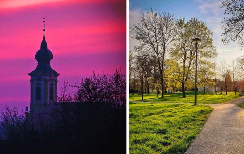 Pozrite sa, ako vyzerá naše mesto očami Seredčanov. Tieto fotky sú doslova čarovné