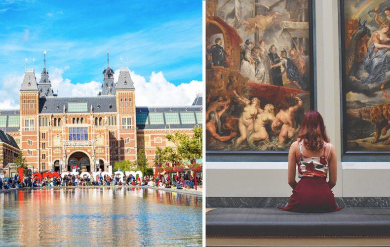 Vedeli ste, že 500 múzeí a galérií sveta ponúka virtuálne prehliadky? Môžete tak cestovať za kultúrou priamo z vašej obývačky