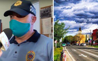 Mestská polícia v Seredi musí v týchto dňoch riešiť aj neopodstatnené udania medzi občanmi. Sedem podnikov nedodržalo nariadenia