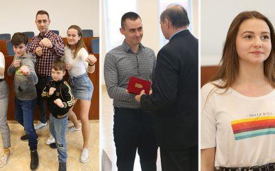 Poznáme najlepších športovcov a športové kolektívy mesta Sereď za rok 2019