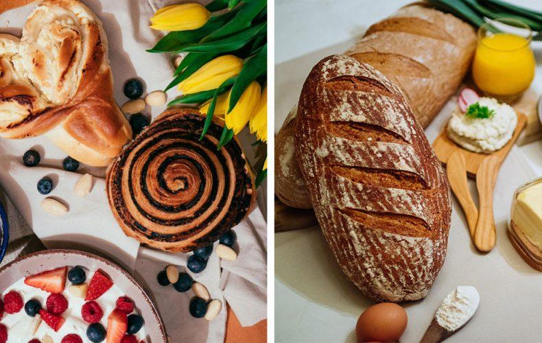 Balkánska pekáreň zásobuje Seredčanov aj počas krízy. Takto vyzerajú raňajky s pečivom priamo z pece