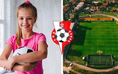 Chcete mať doma futbalistku? Akadémia ŠKF Sereď spúšťa zaujímavý projekt a otvára dievčenskú kategóriu