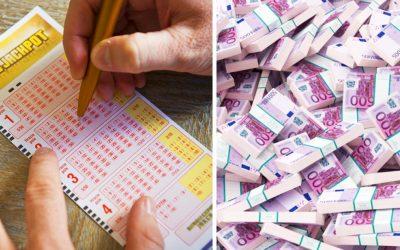 Slovák vyhral v lotérii Eurojackpot viac ako 5 miliónov eur vďaka týmto číslam. Gratulujeme!