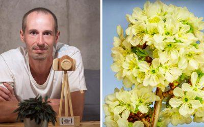 Vinohradčan Majo Chudý natočil viac ako 1 200 hodín kvitnutia kvetov. Nádherné video vám ukáže čaro prírody
