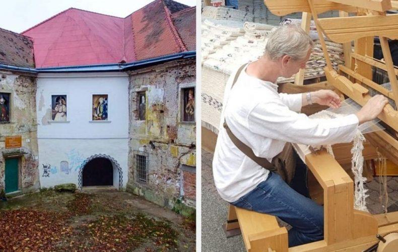Mestské múzeum v Seredi organizuje brigádu, v trnavskom vás naučia tkať a v synagóge vystavujú textil