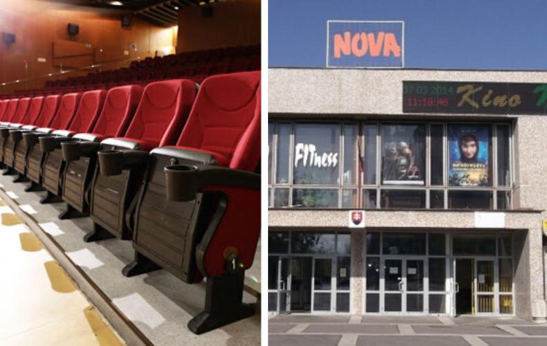 Seredské kino Nova je 11. najnavštevovanejším kinom na Slovensku. Napriek tomu zostáva zatvorené