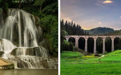 Vedeli ste, že na Slovensku máme Toskánsko či vodopád ako na Filipínach? Za krásnymi miestami Seredčania nemusia cestovať ďaleko