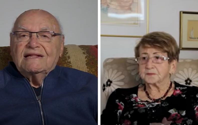 Prežili krutosti koncentračného tábora v Seredi. Pozrite si dojímavé spovede dvoch Slovákov židovského pôvodu